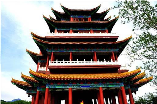 2014河南尧山风景区首届户外旅游节活动